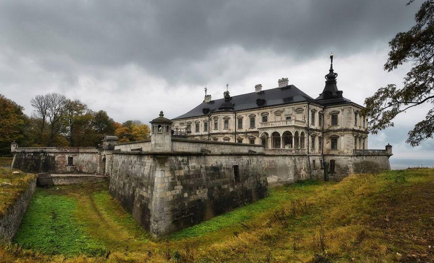 Підгорецький замок 2